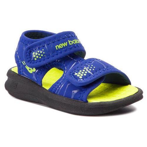 Sandały NEW BALANCE - K2031BLY Blue/Yellow