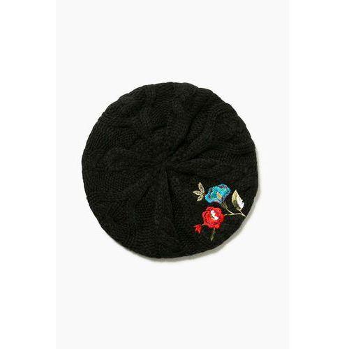 czapka damska czarny caribou marki Desigual