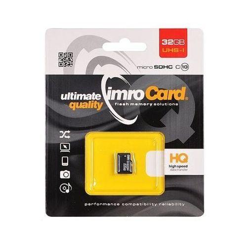 Imro Karta microsd 32gb (5902768015607)