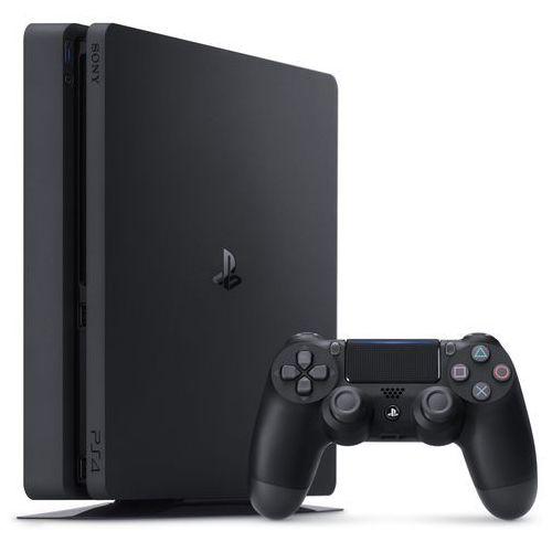 Konsola Sony PlayStation 4 Slim 1TB. Najniższe ceny, najlepsze promocje w sklepach, opinie.