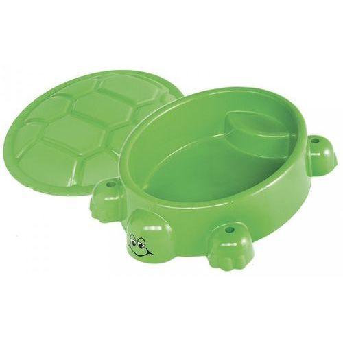 Paradiso piaskownica żółwik