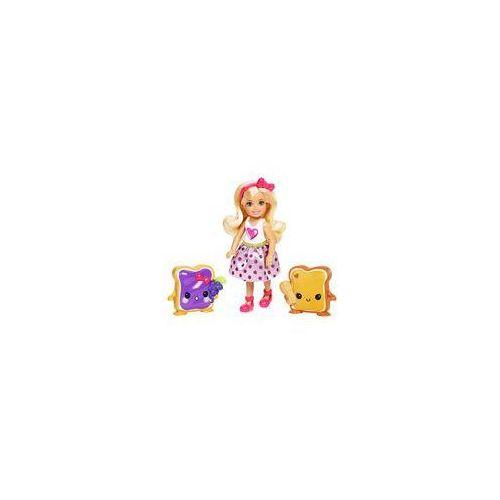 chelsea 2-pak kraina s�odko�ci dreamtopia mattel (kanapkowi przyjaciele) marki Barbie