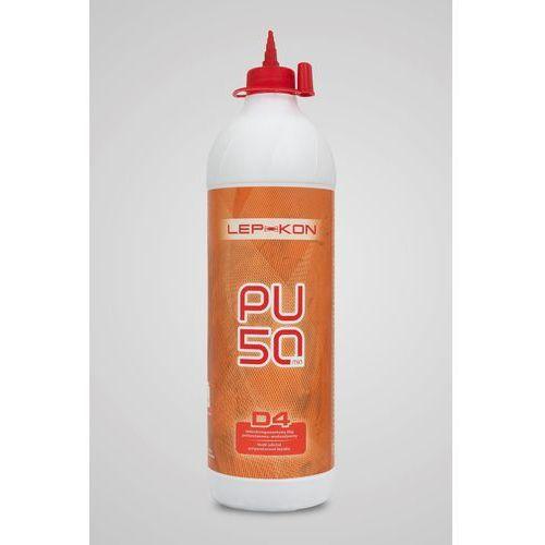 pu50 1kg - jednokomponentowy, wodoodporny klej poliuretanowy d4 marki Lep-kon