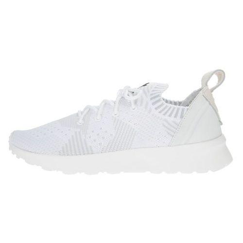 Adidas  originals zx flux adv virtue primeknit sneakers biały 40 2/3