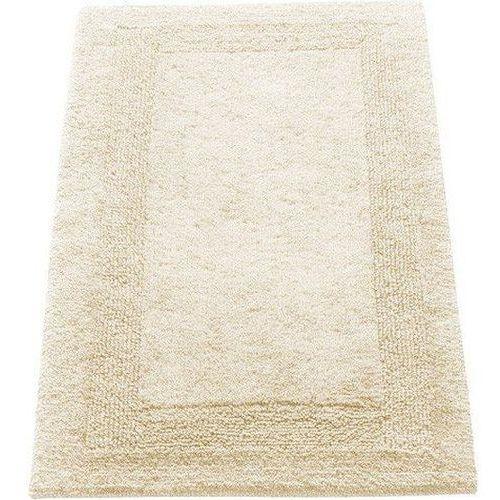 Dywanik łazienkowy Cawo 60 x 60 cm kremowy