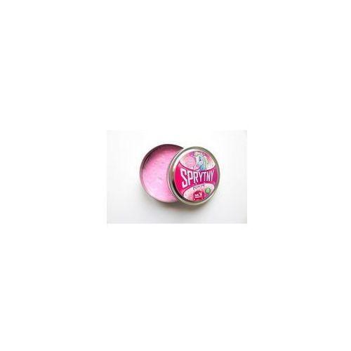 sprytny kucyk zapach róży marki Sprytna plastelina