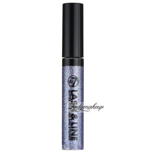 W7 - LASH & LINE glitter mascara and eyeliner - Tusz do rzęs i eyeliner 2 w 1 - SUPER NOVA