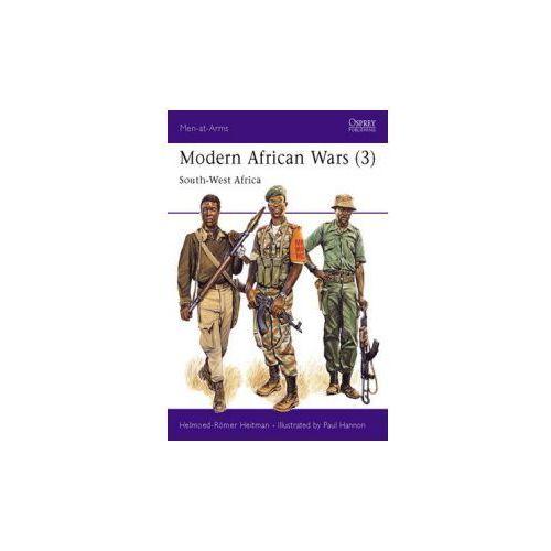 Modern African Wars 3 South West Africa (M-a-A #242), Romer Heitman Helmoed