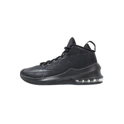 Nike Performance AIR MAX INFURIATE MID Obuwie do koszykówki black/anthracite, AA4438