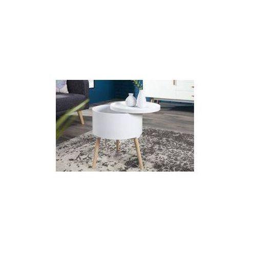 Stolik Vassoio - biały