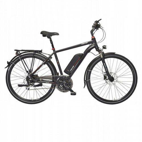 Elektryczny rower trekkingowy eth 1722 marki Fischer
