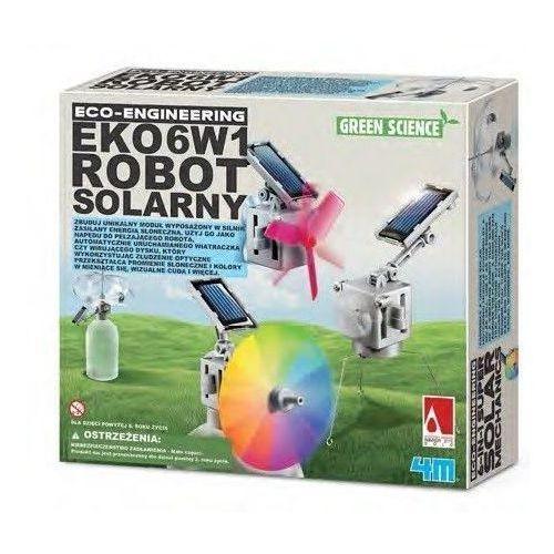 Eko robot solarny 6-w-1 marki 4m