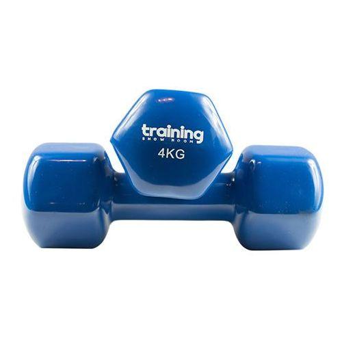 Training show room Hantle fitness 4 kg - vinyl premium tsr