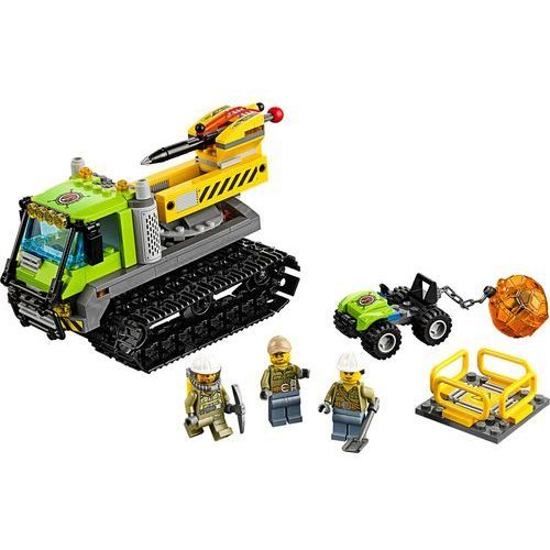 LEGO City 60122 Wulkan zestaw startowy
