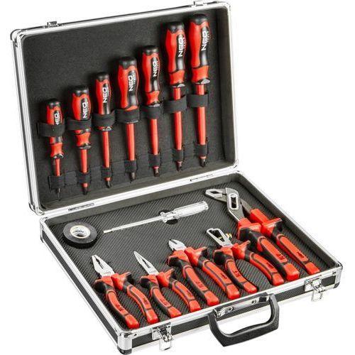 Zestaw narzędzi NEO 1000V 01-300 (14 elementów) + DARMOWY TRANSPORT!, 01-300
