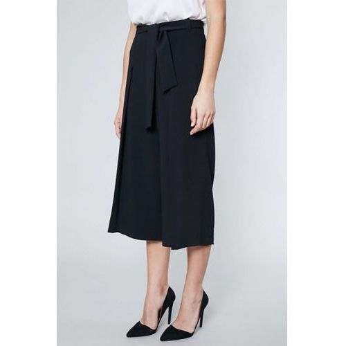 Spodnie damskie model famati 10513 black marki Click fashion