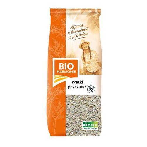 Płatki gryczane BIO bezglutenowe 250g Bio Harmonie