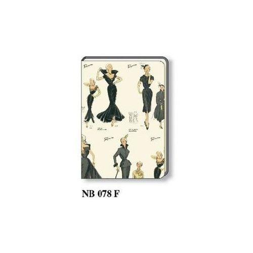 Notatnik ozdobny A5 96 kartek BR NB 078F