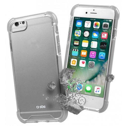 Etui SBS Hard Shock Cover do smartfona Apple iPhone 8/7 Czerwony TECOVERSHOCKIP7T