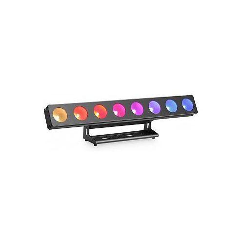 Cameo light  pixbar 650 cpro - professional 8 x 30 w cob led bar
