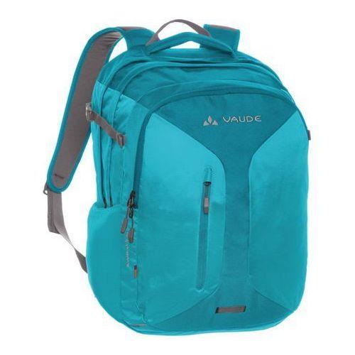 Vaude Miejski plecak na laptop  tecowork ii 28 morski - turkusowy