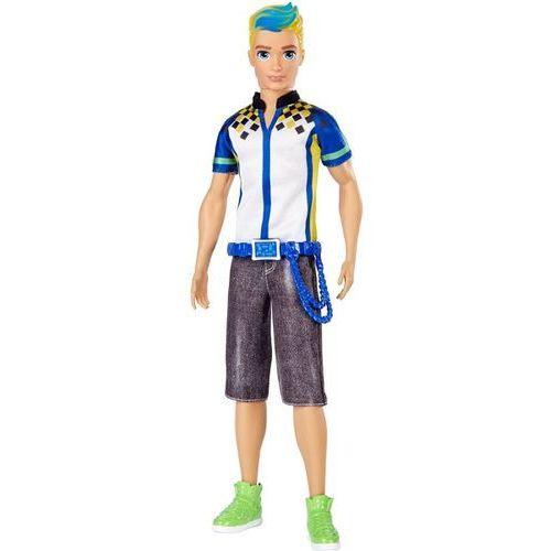 BARBIE DTW09 Video Game Hero Barbie w świecie gier Ken 3+ | DARMOWA DOSTAWA OD 150 ZŁ!