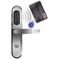 Szyld zamka elektromechanicznego - ELH-40B9/SILVER (5905548273136)