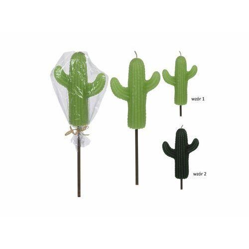 świeca ogrodowa Kaktus