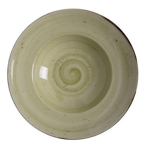 Talerz porcelanowy do pasty Olive