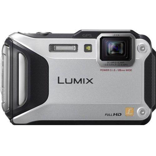 OKAZJA - Panasonic Lumix DMC-FT5, matryca 16Mpx