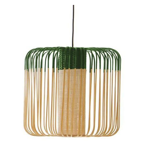 Forestier Bamboo-lampa wiszaca zewnetrzna bambus wys.40cm