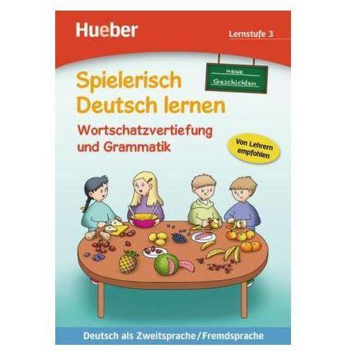 Spielerisch Deutsch Lernen, Wortschatzvertiefung und Grammatik (2016)