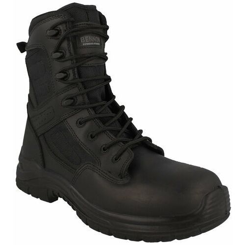 Buty Bennon Commodore Light O1 Zipper Black (Z20359v01)