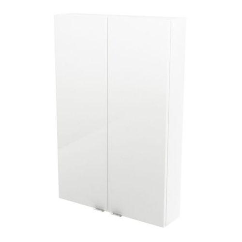 Szafka wisząca GoodHome Imandra 60 x 90 x 15 cm biała (3663602933274)