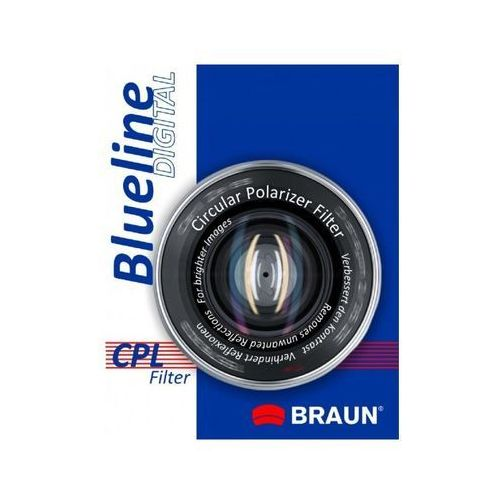 Filtr BRAUN CPL Blueline (49 mm)