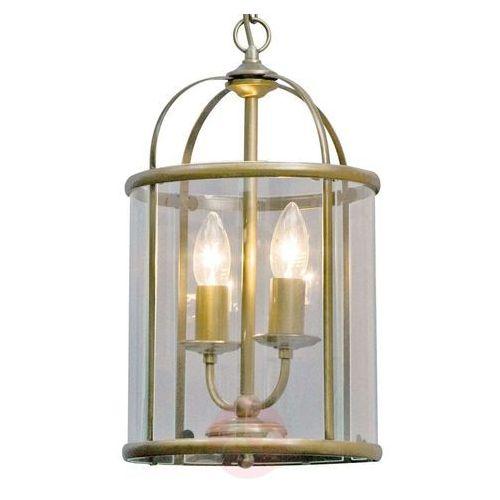 Steinhauer PIMPERNEL lampa wisząca Brązowy, 2-punktowe - Nowoczesny - Obszar wewnętrzny - PIMPERNEL - Czas dostawy: od 4-8 dni roboczych (8712746051940)