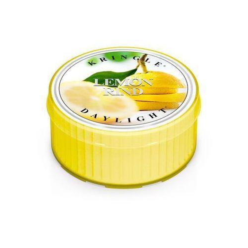 Lemon rind świeczka skórka cytrynowa - daylight 1,25oz marki Kringle candle