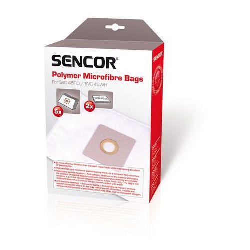 Sencor worki do odkurzacza micro svc 45/52 rd/wh