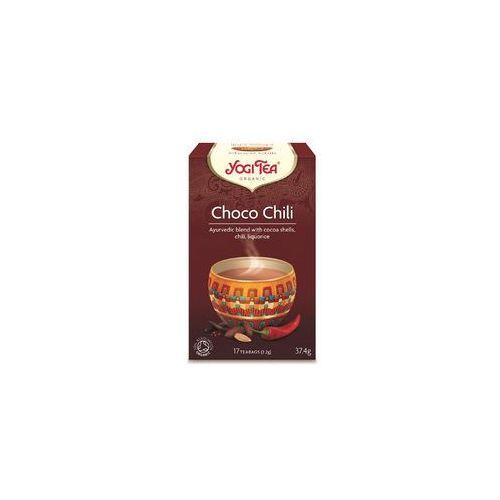 Ajurwedyjska herbata CZEKOLADOWA z CHILI (Choco Chili) (4012824400399)