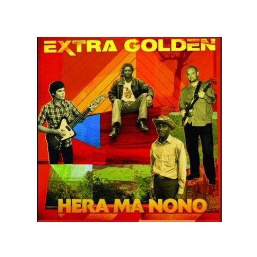 Extra golden - hera ma nono marki Parlophone music poland