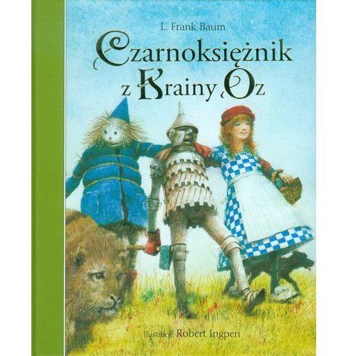 CZARNOKSIĘŻNIK Z KRAINY OZ Baum L. Frank (kategoria: Komiksy)