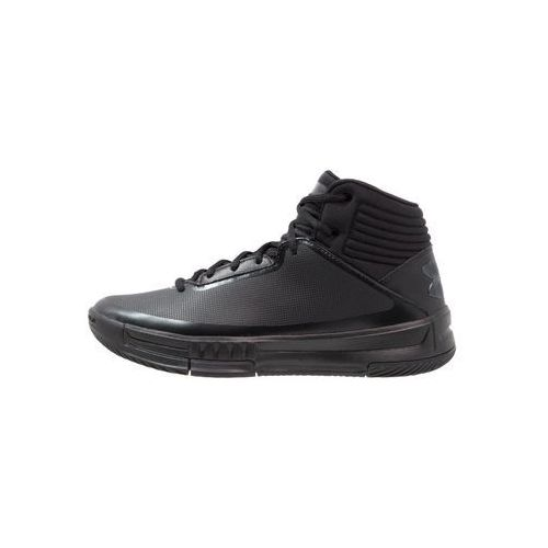 Under Armour LOCKDOWN 2 Obuwie do koszykówki black/grey (0190510024655)