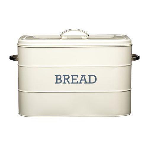 Pojemnik na pieczywo living nostalgia kremowy marki Kitchen craft