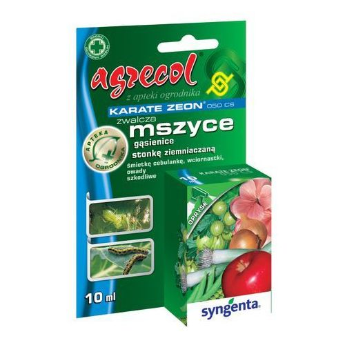Agrecol Karate zeon 050 cs na mszycę 10ml