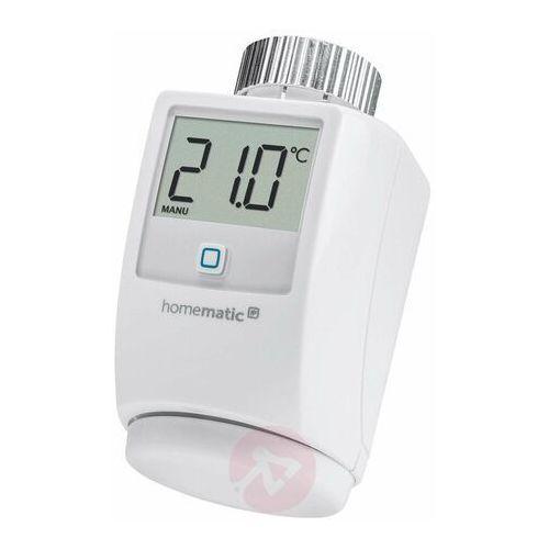 Homematic ip Bezprzewodowa głowica termostatyczna hmip-etrv, zasięg maksymalny 150 m (4047976402809)