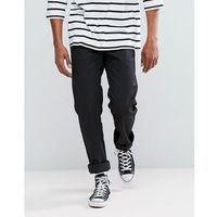 fleet rigid chino in relaxed fit - black, Brixton