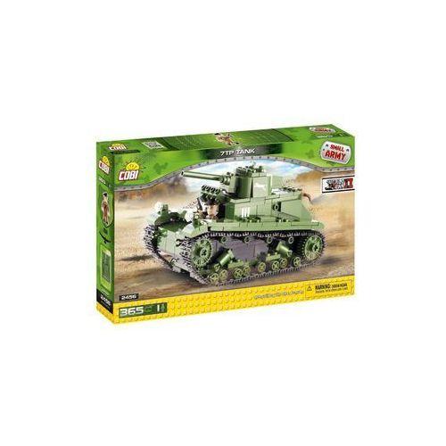 Cobi Small Army, klocki konstrukcyjne Czołg Lekki 7 TP