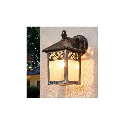 Elegancka zewnętrzna lampa ścienna WINCHCOMBE (5024005552505)