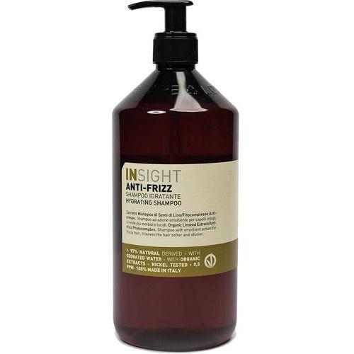 Insight anti-frizz hydrating shampoo szampon silnie nawilżający 900 ml (8029352353475)