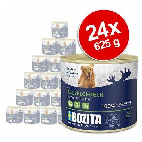 BOZITA Paté Reindeer - puszka - 625g (7300330051615)
